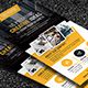 Corporate DL Flyer Template V96 - GraphicRiver Item for Sale