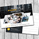 Corporate Post Card Template V07 - GraphicRiver Item for Sale