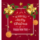 Vector Stock We Wish You a Merry Christmas - GraphicRiver Item for Sale