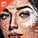 Abstract Patterns Portrait Photoshop Action - GraphicRiver Item for Sale
