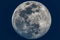 The moon, March 19, 2019 - PhotoDune Item for Sale