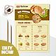Minimalist Restaurant Menu - Food Menu Flyer - GraphicRiver Item for Sale