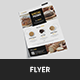 Promo Baked Cake Flyer - GraphicRiver Item for Sale