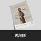 Fashion Browny Flyer - GraphicRiver Item for Sale