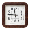Old retro square wall clock - PhotoDune Item for Sale