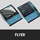 Corporate Solution Flyer - GraphicRiver Item for Sale