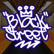 Black Street - Coolest Graffiti Font - GraphicRiver Item for Sale