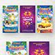 Summer Social Media Stories - GraphicRiver Item for Sale