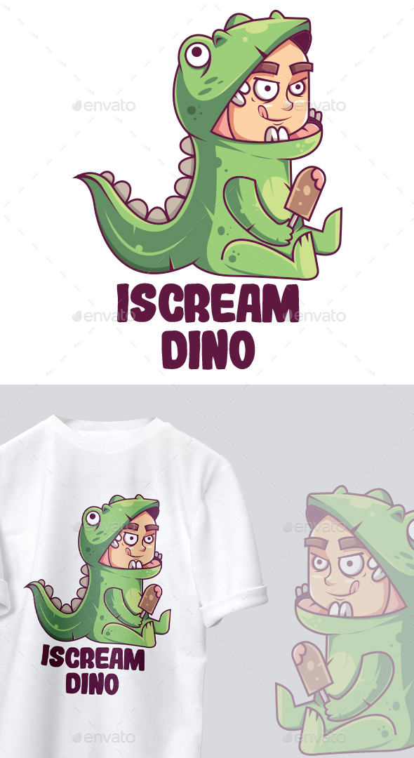 Dino Ice Cream