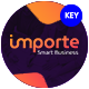 Importe Smart Business Keynote Template - GraphicRiver Item for Sale