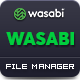 Wasabi - Ultimate Personal File Manager - CodeCanyon Item for Sale