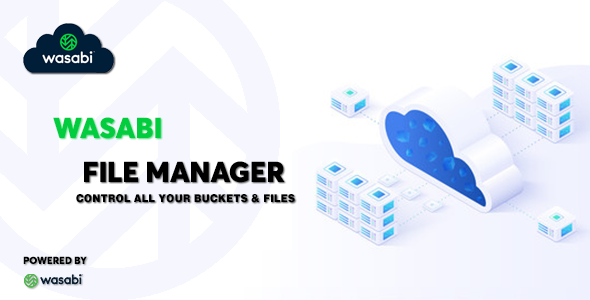 Wasabi - Ultimate Personal File Manager