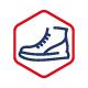 Boots Logo Design - GraphicRiver Item for Sale