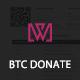 Bitcoin Donate - A WordPress Plugin - CodeCanyon Item for Sale