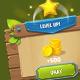 Horizontal Game Interface Suitable for Farm Games - GraphicRiver Item for Sale