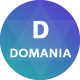 Domania - Responsive Domain Template - ThemeForest Item for Sale
