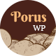 Porus - Bakery Store WordPress Theme - ThemeForest Item for Sale