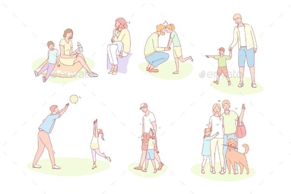 Family Childhood Fathersday Mothersday Love
