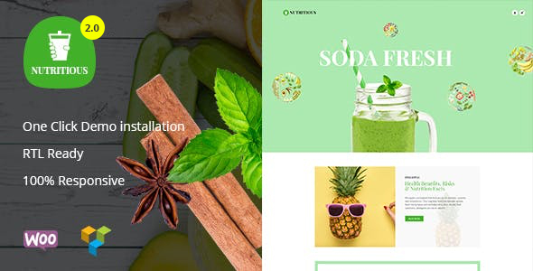 Review: Nutritious - Vitamin Juice WooCommerce Theme free download Review: Nutritious - Vitamin Juice WooCommerce Theme nulled Review: Nutritious - Vitamin Juice WooCommerce Theme