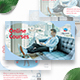 Online Courses Facebook Marketing Materials - GraphicRiver Item for Sale