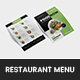 Food Delicious Restaurant Menu - GraphicRiver Item for Sale