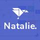Natalie - MultiPurpose PSD Template for Startup & Agency - ThemeForest Item for Sale
