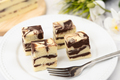 Steamed marble chocolate cheesecake - PhotoDune Item for Sale