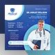 Doctor's Profile Social Media Post - GraphicRiver Item for Sale