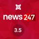 News247 - News/Magazine Joomla Template - ThemeForest Item for Sale