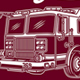 Vintage Fire Truck Vector Graphic, Fire Truck Graphic T-shirt - GraphicRiver Item for Sale