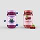 Jam Jar Mockup - GraphicRiver Item for Sale