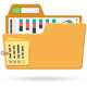 Open Folder Icon - GraphicRiver Item for Sale