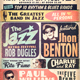 Retro Jazz 1958's Gig Poster - GraphicRiver Item for Sale