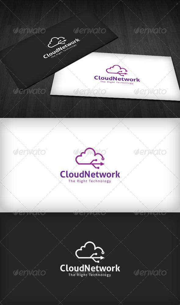 Cloud Network Logo