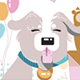 Dogs and Cats Party Set - GraphicRiver Item for Sale