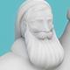 Santa Claus | 3D model for 3d printer and CG render - 3DOcean Item for Sale