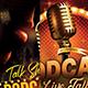 Podcast Flyer Bundle - GraphicRiver Item for Sale