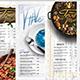 Restaurant Menu Bundle - GraphicRiver Item for Sale