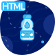 Aqualife - Drinking Mineral Water Delivery HTML5 Template - ThemeForest Item for Sale