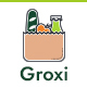 Groxi - Grocery Store Template - ThemeForest Item for Sale