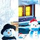 Winter Party Flyer Bundle - GraphicRiver Item for Sale