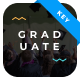 Graduate - Education Keynote Presentation - GraphicRiver Item for Sale