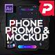 Phone Promo & Mockup Bundle - VideoHive Item for Sale