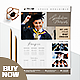 Price Guide Graduate Photography Flyer Template - GraphicRiver Item for Sale