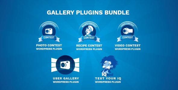Gallery Plugins Bundle