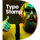 Typography Stomp - VideoHive Item for Sale