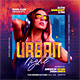 Night Club Flyer Template - GraphicRiver Item for Sale