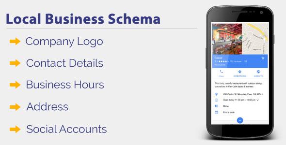 Local Business Schema