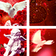Valentines Day Instagram Banners - GraphicRiver Item for Sale