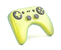 Colorful gaming controller - PhotoDune Item for Sale